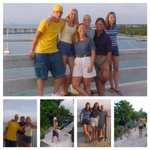 Bahia Honda Bridge - FL Keys 2001