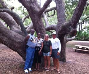 Lew, Laverne, Jennifer and Russ 2015_06_