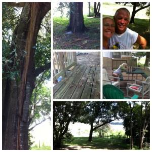 Lightning Adventure at the Lake House 2015_08_15