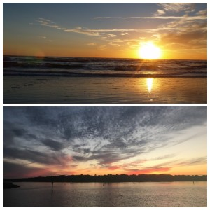 Sunrise to Sunset, every day is beautiful