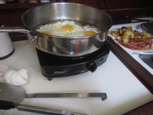 Oster burner