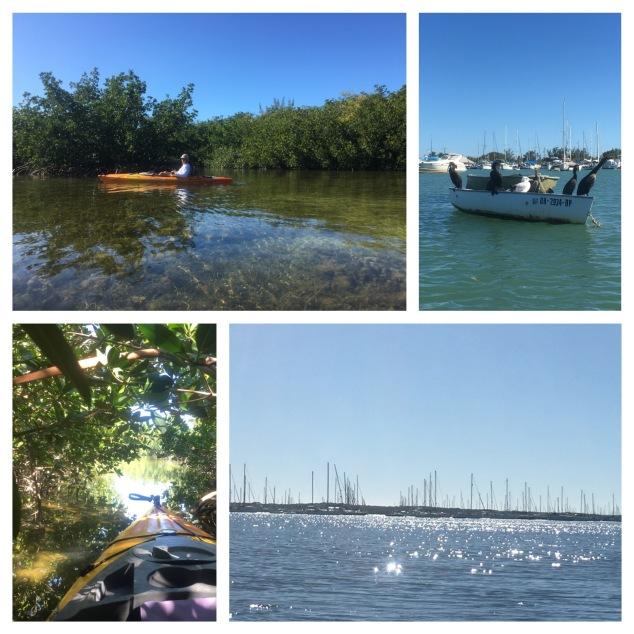 Kayaking Boot Key Harbor