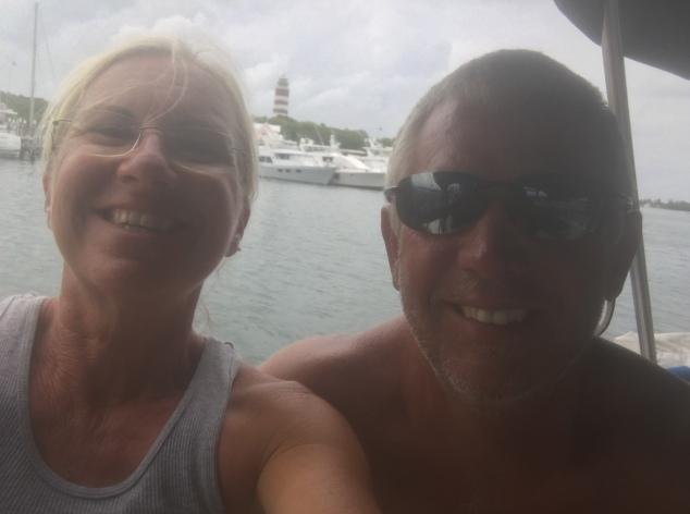 June 7, 2016, Hope Town, Bahamas