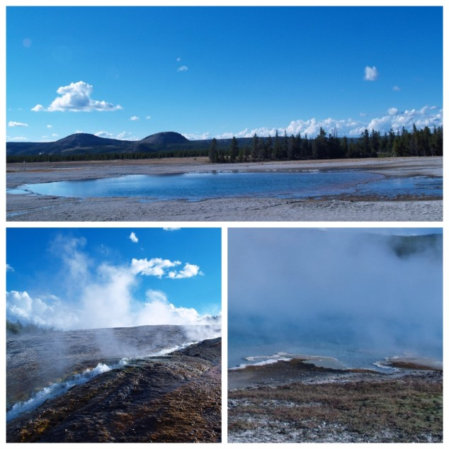 Midway Geyser Basin, Yellowstone National Park